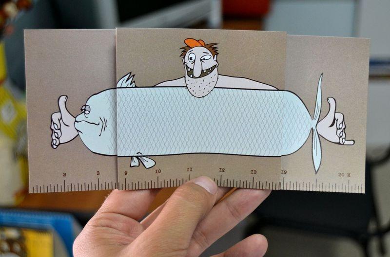 Подарок своими руками для рыбака