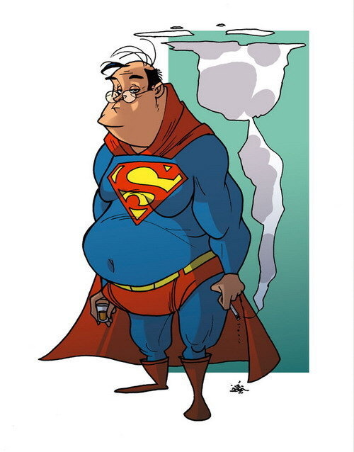 old-superman